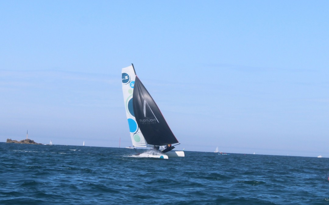 Stage technique NIVEAU 5 CATAMARAN
