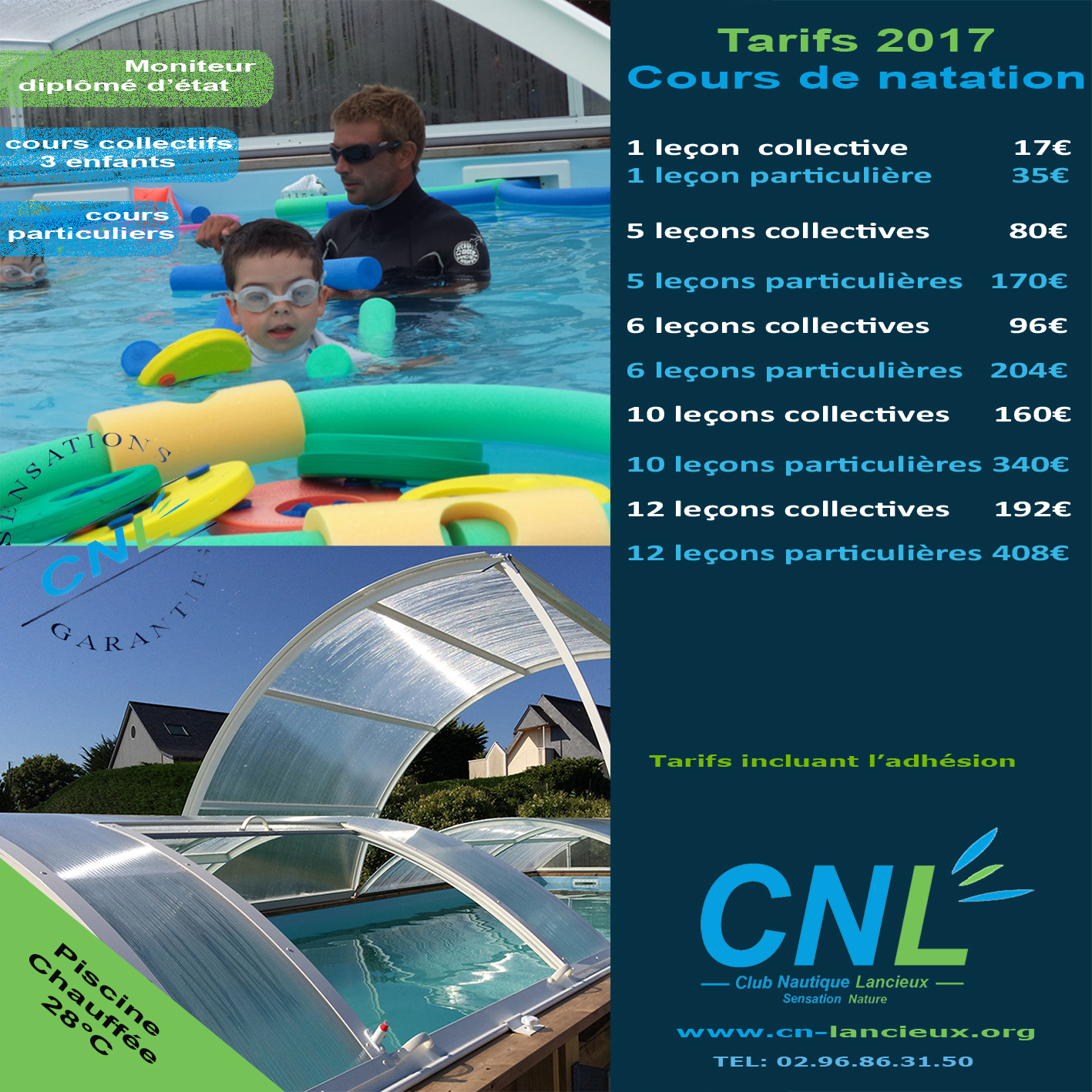 flyer club piscine 2017 copie