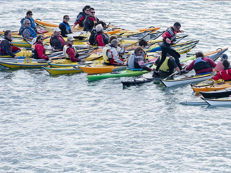 Journée sécurité Loisir Mer Canoë-Kayak