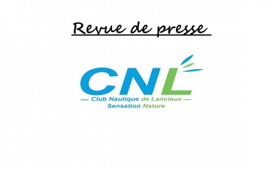 Article de presse pôle nature
